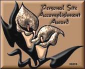 Nu-Horizons Personal Award