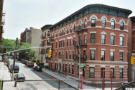 SE Corner of Franklin Ave &  E 167th Street Viewed From The top Of St Augustine's Stairs